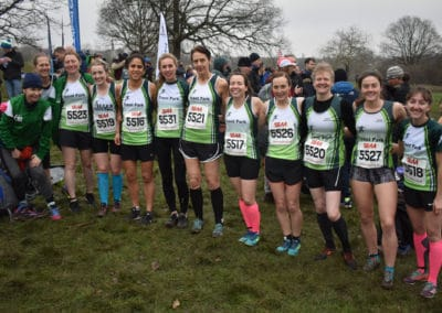 Southern XC Championship – Parliament Hill  – 25/1/2020