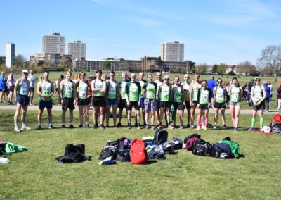 Chingford League Relays – 17/4/2021 – Results and Photos